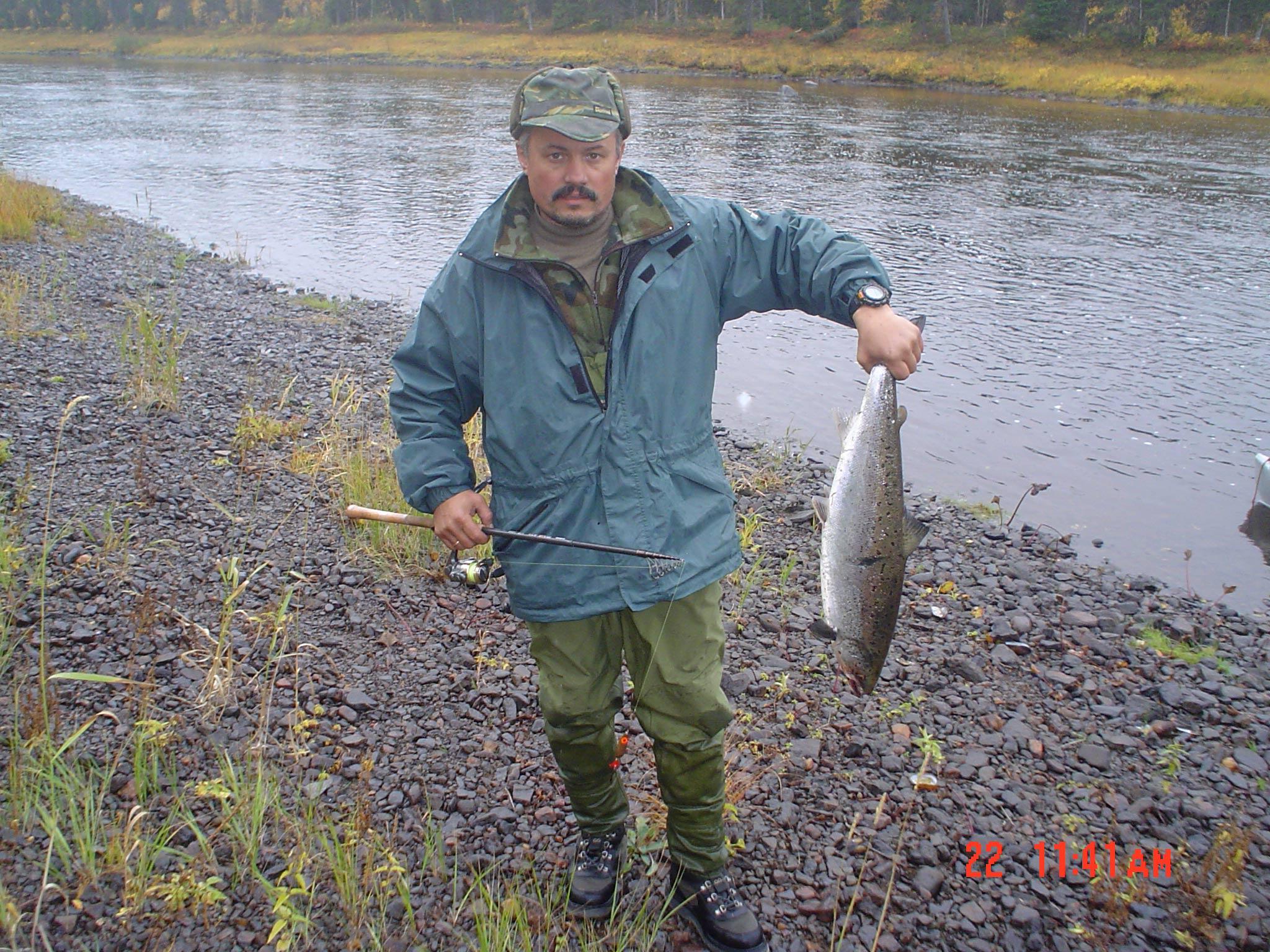 рыбалка на войне